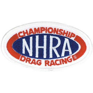 Nhra oval patch for Moon valley motor care
