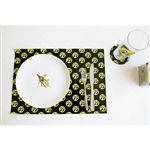MOON Place Mat & Coaster Set