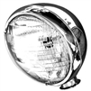 "7"" Dietz Style Chrome Head Lamps"