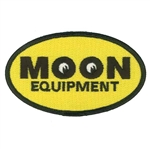 MOON Equipment Oval Patch