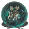 Rat Fink Shift Knob - Green Pearl
