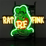 Rat Fink Neon Sign 2016