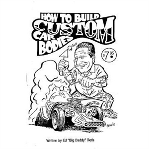 How to Build Custom Car Bodies Book