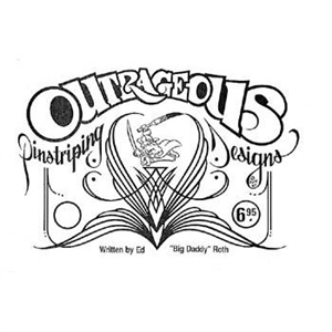 Outrageous Pinstriping Designs Book