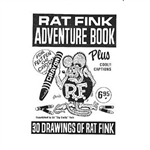 Rat Fink Adventure Book