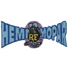 Rat Fink HEMI Mopar Patch