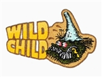 Rat Fink WILD CHILD Patch