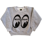 Kids MOON Equipped Logo Sweatshirt