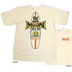 MOON Kids Surfboard T-shirt