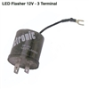 3 Terminal LED Flasher
