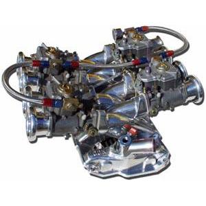 Carburetor Weber 45 Dcoe For Side Draft
