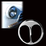 Cats Eye Headlight Shields
