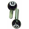 8 Ball Door Lock