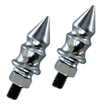 SPIKE License Plate Bolts