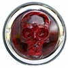 Round Skull Tail Light Assembly