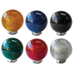 Metal Flake Ball Shift Knobs