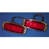 41-48 Chevy Car Complete LED Tail Light