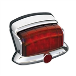 1946-48 Plymouth Complete LED Tail Light Kit with Rapid Fire