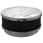 "6 3/8"" Ball Milled Air Cleaner"