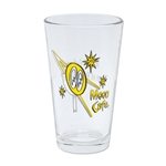MOON Cafe Glass