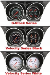 '67-68 Camaro Package - Speedtachular & Quad Gauge Set
