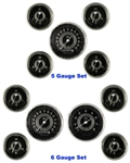 V8 Speedster Gauge Set