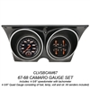 '67-68 Chevy Camaro Instrument Panel Replacement Set