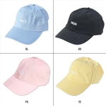 MOON Cotton Twill Cap