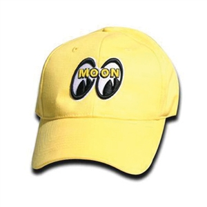 MOON Logo Hat - Yellow