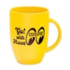 Go! with MOON Coffee Mug