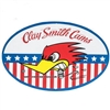 CLAY SMITH PATRIOTIC METAL SIGN