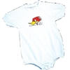 Clay Smith Baby Romper - White - 24-Months