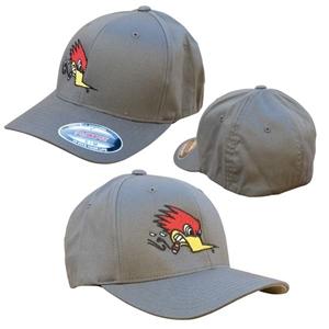 Clay Smith Grey Flexfit Hat