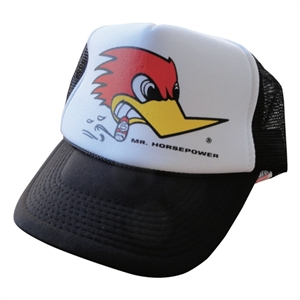 Clay Smith, Mr. Horsepower Trucker Hat - Black