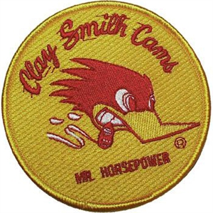 Clay Smith Round Patch