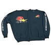 Clay Smith, Mr. Horsepower Sweatshirt - Black
