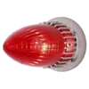 1959 Cadillac Flush Mount Tail Light (red lens)