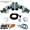 Electronic Exhaust Cut Out & Hook Up Kit (x2)