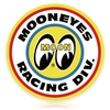 MOONEYES Racing Division Sticker