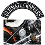 Ultimate Choppers Sticker
