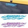 MOONEYES Pinstripe Sticker