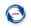 POTVIN Supercharged Sticker
