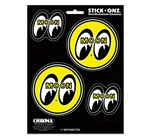 MOON Stick-Onz Decal Set