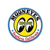 MOONEYES SOUTHERN CALIFORNIA STICKER