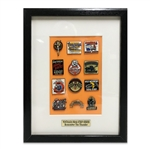 Nostalgia Drag Strip Series Plaque