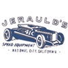 JERAULDS Speed Equipment Decal