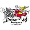 Ansen Equipped Decal - 4.5 x 3 inch