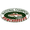 National Champion Ramcharger Decal