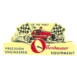 Edelbrock Early Sticker