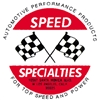 Speed Specialties Decal